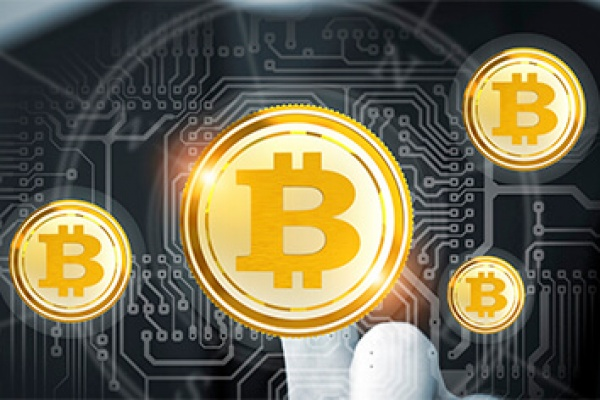 Bitcoins criptomonedas